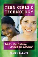 Teen Girls and Technology