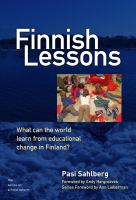 Image: Finnish Lessons