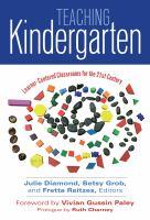 Image: Teaching Kindergarten