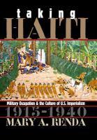 Taking Haiti