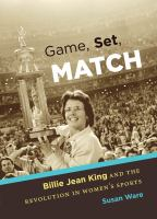 Cover of Game, Set, Match: Billie J