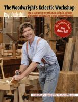 The Woodwright's Eclectic Workshop