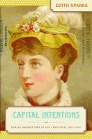 Capital Intentions