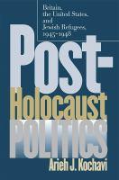 Post-Holocaust Politics