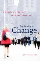 Capitalizing on Change