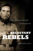 Reluctant Rebels