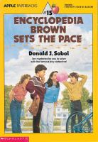 Encyclopedia Brown Sets the Pace