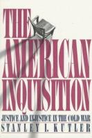 The American Inquisition