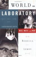 World as Laboratory