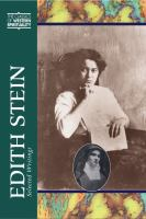 Edith Stein : selected writings