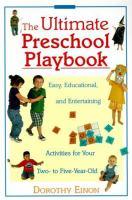 The Ultimate Preschool Playbook