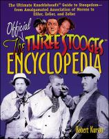 The Official Three Stooges Encyclopedia