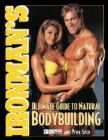 Ironman's Ultimate Guide to Natural Bodybuilding