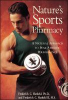Nature's Sports Pharmacy