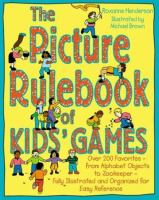 The Picture Rulebook of Kids' Games