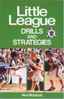 Little League Drills and Strategies
