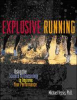 Explosive Running