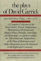The Plays of David Garrick, Volume 2