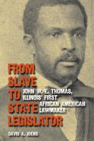 From Slave to State Legislator