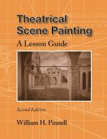 Theatrical Scene Painting