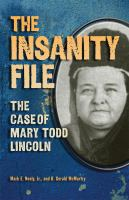 The Insanity File