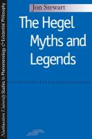 The Hegel Myths and Legends