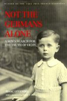 Not the Germans Alone