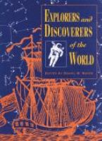 Explorers and Discoverers of the World