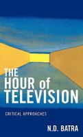 The Hour of Television