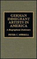 German Immigrant Artists in America