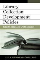 Library Collection Development Policies