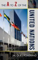 The A to Z of the United Nations