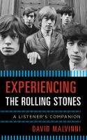 Experiencing the Rolling Stones