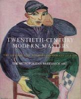 Twentieth-century Modern Masters