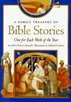 A Family Treasury of Bible Stories