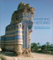 Vanishing Histories
