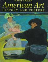 American Art : History and Culture