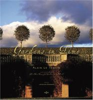 Gardens in Time