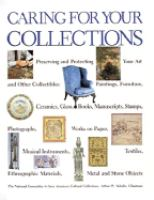Caring for your Collections