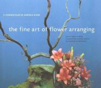 Fine Art of Flower Arranging