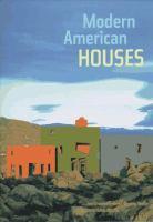Modern American Houses