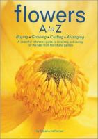 Flowers A To Z