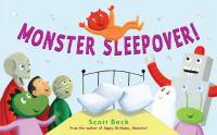 Monster Sleepover!