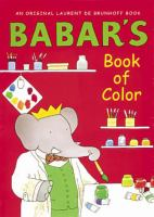 Babar's Book of Color