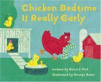 Chicken Bedtime