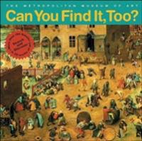 Can You Find It, Too?