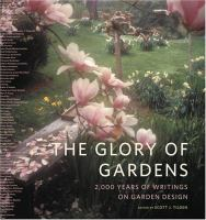 The Glory of Gardens