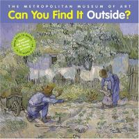 Can You Find It Outside?