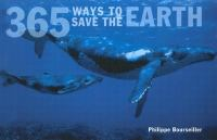 365 Ways to Save the Earth