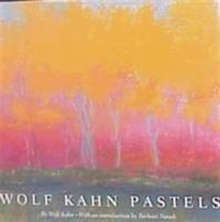 Wolf Kahn Pastels